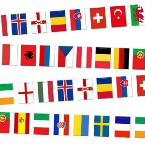 Euro 2016 Bunting