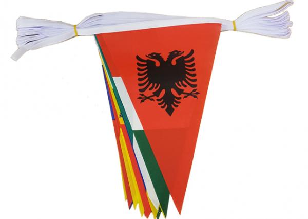 Euro 2016 Bunting Triangular