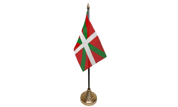 Basque Table Flag
