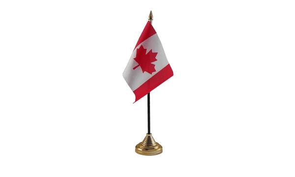 Canada Table Flag