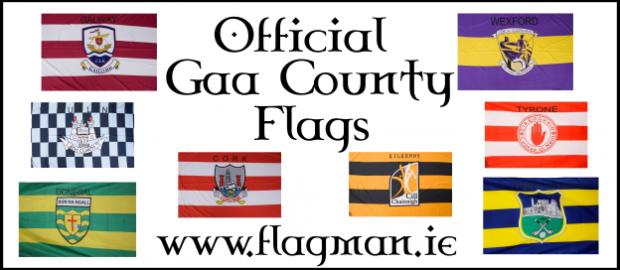 Gaa County Flags