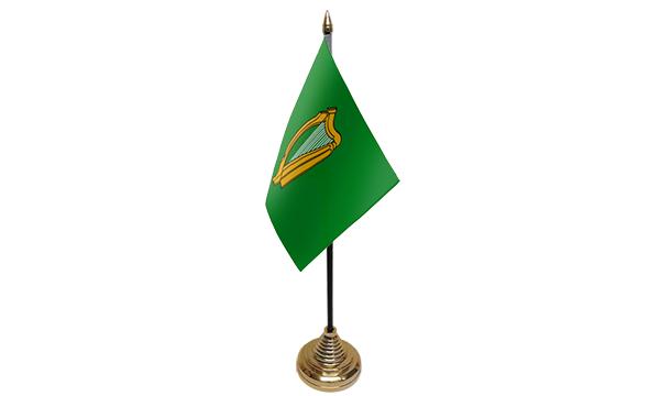 Irish Table Flags