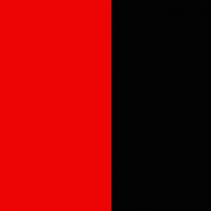 red and black flag