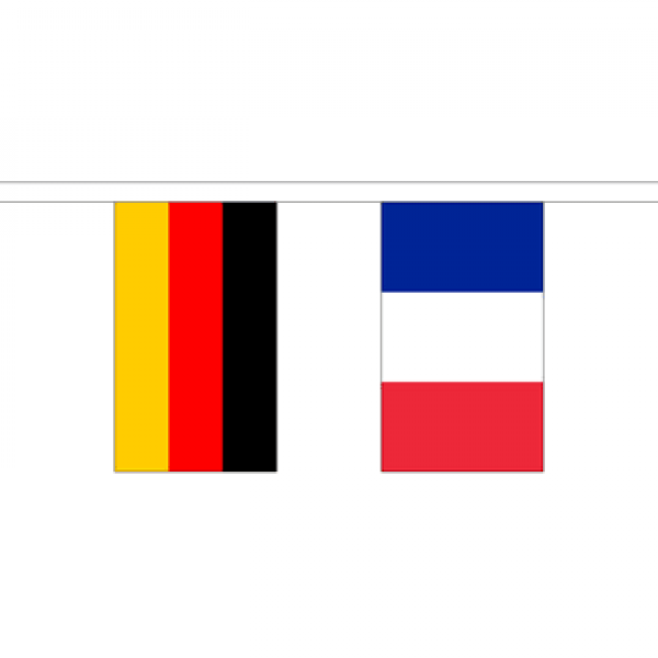 28 European Nations Bunting