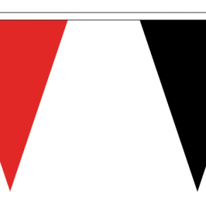 Black and Red Bunting
