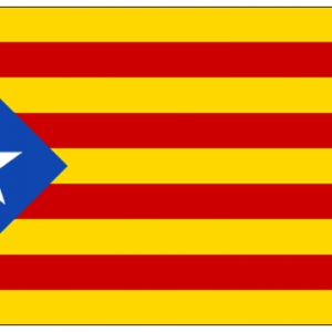 Catalan Independence Estelada Flag