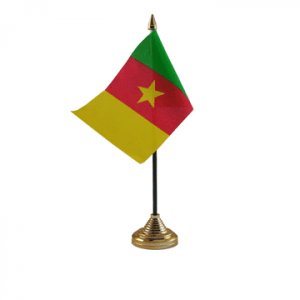 Cameroon Table Flags