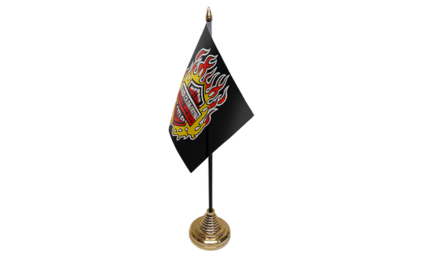 Harley Davidson Table Flag