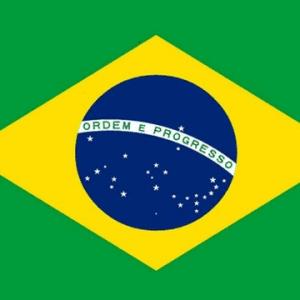 Brazil Giant Flag