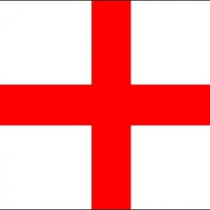 England Giant Flag