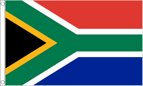 South Africa Giant Flag
