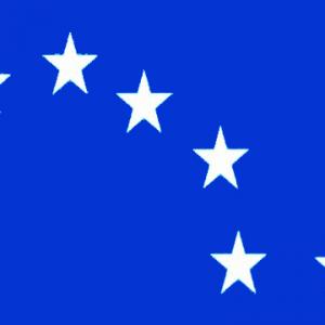 Starry Plough Giant Flag