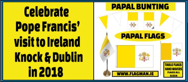 Papal Banner