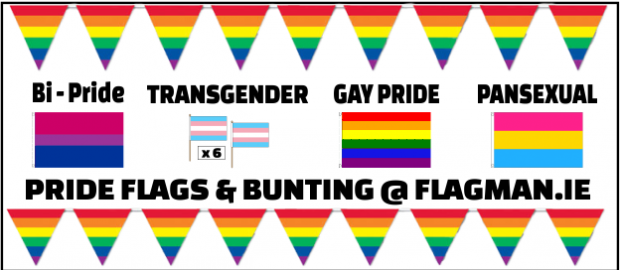Pride Flags & Bunting