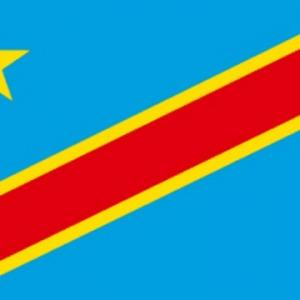 Congo Democratic Flag