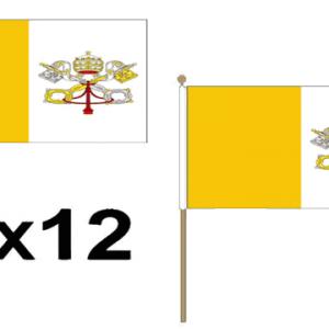 Papal Hand Wavers pk 12