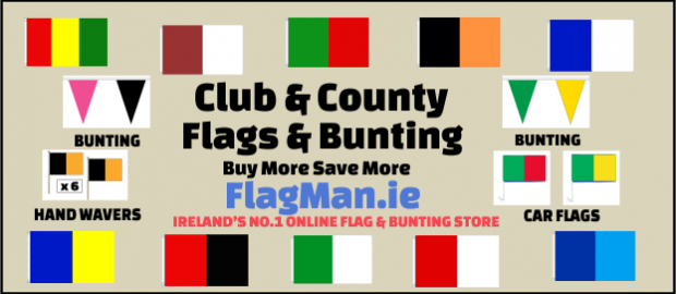 Club & County Flags & Bunting