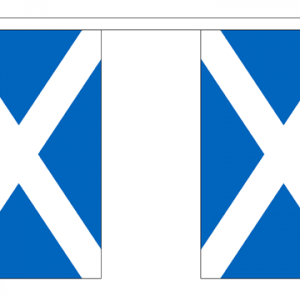 Scotland Bunting (Light Blue)