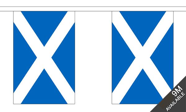 Scotland Bunting (Light Blue)