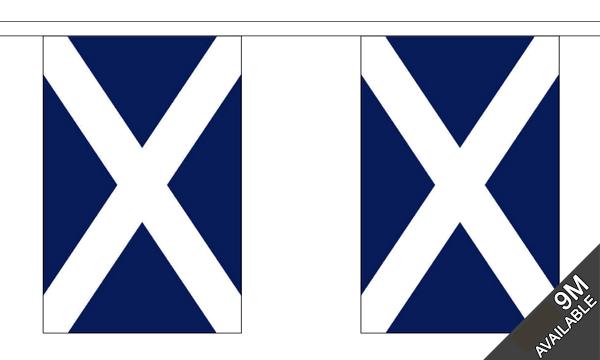 Scotland Bunting (Navy Blue)