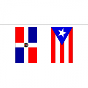 Caribbean Nations Bunting