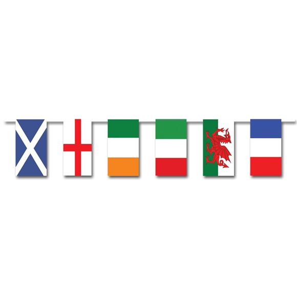 6 Nations Giant Bunting
