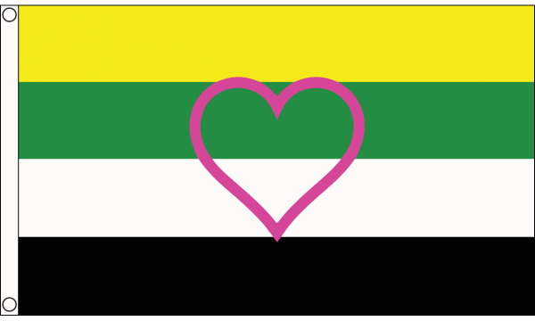 Skoliosexual Flag