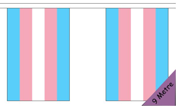 Transgender Bunting