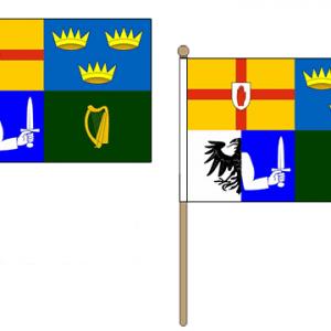 Four Provinces Handwaving Flags