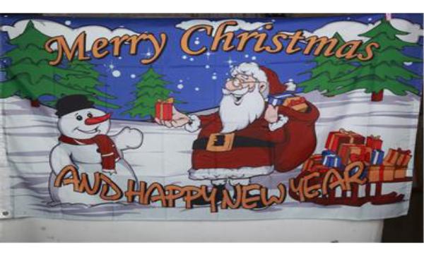 Christmas Flag