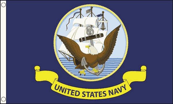 USA Military Flags