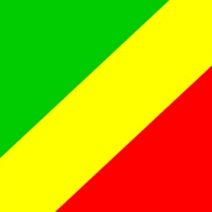 Congo Brazzaville Flag