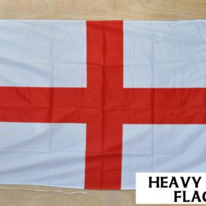 England Heavy Duty Flag