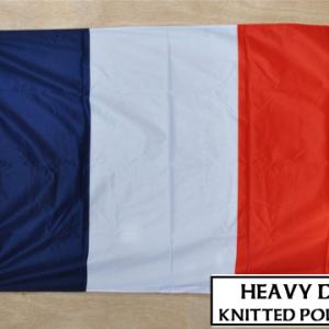 France Heavy Duty Flag
