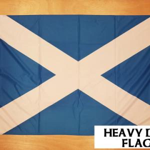 Scotland Light Blue Heavy Duty Flag