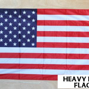 USA Heavy Duty Flag