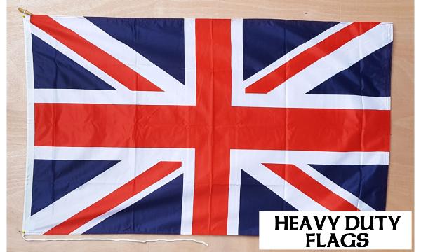 United Kingdom Heavy Duty Flag