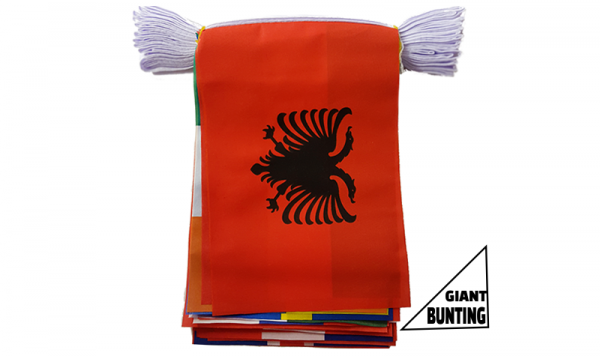 24 European Nations Giant Bunting