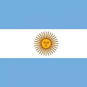 Argentina Giant Flag
