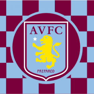 Aston Villa Football Club Flag