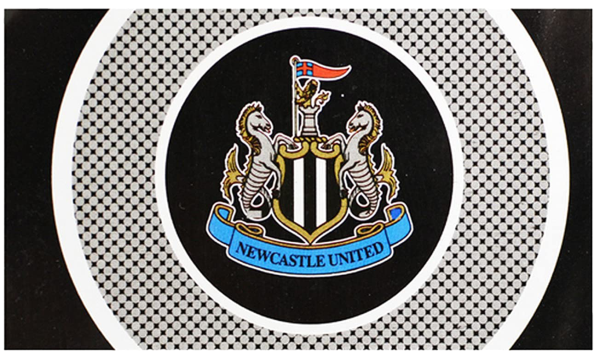 Newcastle United Football Club Flag