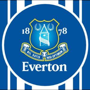Everton Football Club Flag