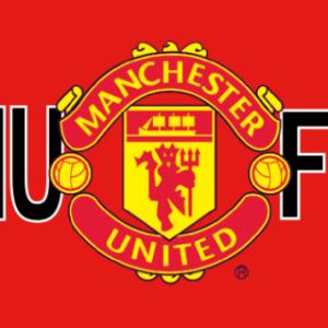 Man Utd Flag
