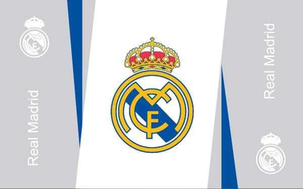 Real Madrid FC Flag