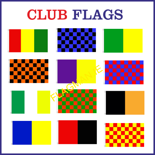 Club Flags and Bunting