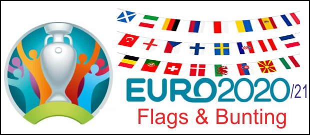 Euro 2020 Bunting