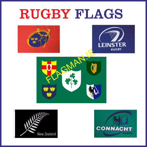 Rugby Flags Rugby Bunting