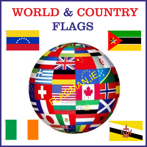 Country and World Flags