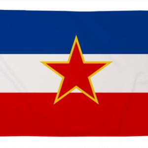 Yugoslavia-with-star-flag