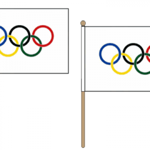 Olympic-Hand-Waving-Flags